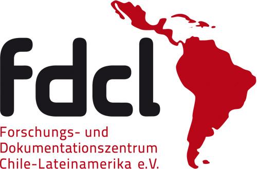 Logo - Forschungs- und Dokumentationszentrum Chile-Lateinamerika e.V. (FDCL)
