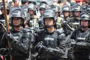 Escuadrón Móvil Antidisturbios