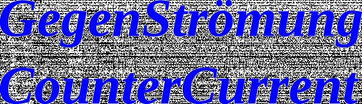 Logo - GegenStrömung