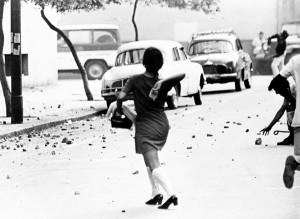 Manifestação estudantil-1968-Rio-Foto-arquivo-nacional
