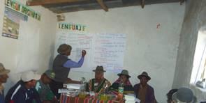 Plurinationale Staat in Bolivien