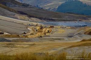 Bergbauprojekt Yanacocha, Cajamarca, Peru