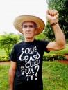 Internationale Solidarität. Weltweit fragen sich Menschen, was wirklich in Curuguaty geschah (Foto: Articulación Que Paso?)