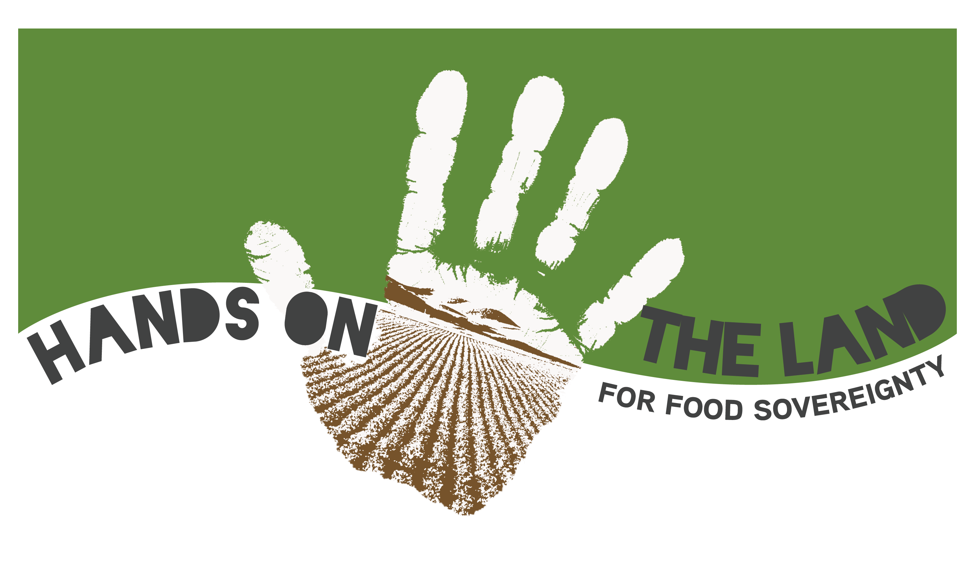 Kampagne HANDS ON THE LAND FOR FOOD SOVEREIGNTY