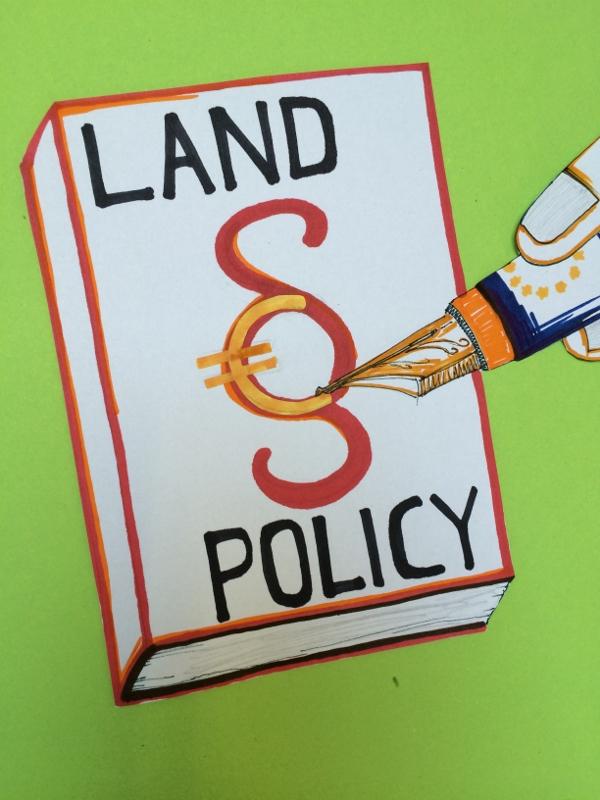 """OHNE LAND KEINE NAHRUNG! Umfrage: """"Landpolitik der europäischen Entwicklungszusammenarbeit"""" Jetzt hier teilnehmen!"""
