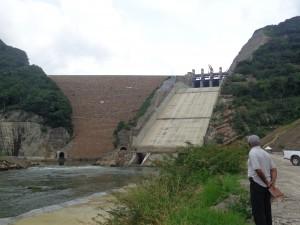 Das Maegsatudammprojekt Hidrosogamoso hat schwerwiegende Auswirkungen auf Menschen und Umwelt | Foto: Archiv Ríos Vivos