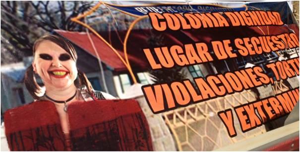 Colonia Dignidad, Ort der Verschleppung, Vergewaltigungen, Folter und Vernichtung