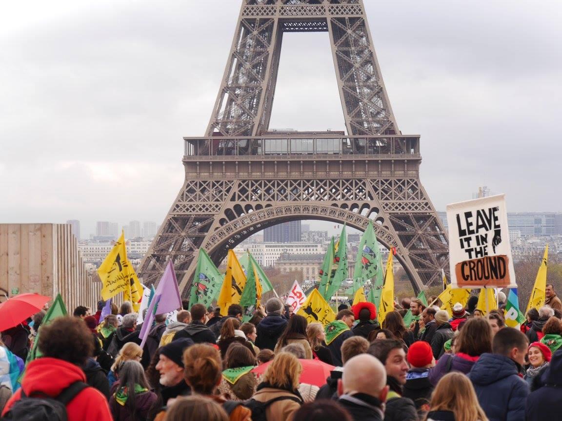 Auch der Klimagipfel in Paris war kein Fanal für das Ende der fossilen Energie