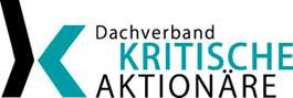 Dachverband der Kritischen Aktionärinnen und Aktionäre