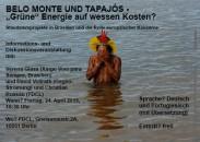 Belo Monte und Tapajós