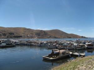 Der Titicacasee (Foto: M. Schrick)